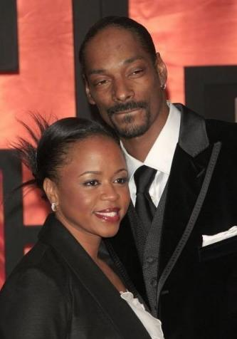 snoop dogg and shante broadus. Snooop Dogg#39;s wife Shante has